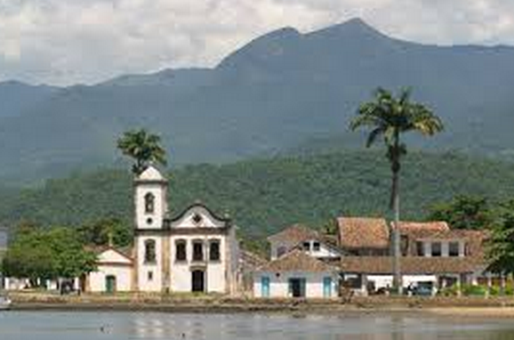 Historical City Of Paraty