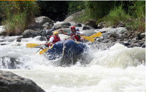 Rafting Tour Iguazu Falls Packages