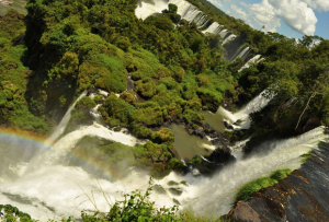 Rock Climbing Tour At Iguazu Falls