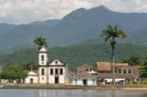 Historical City Tour Of Paraty